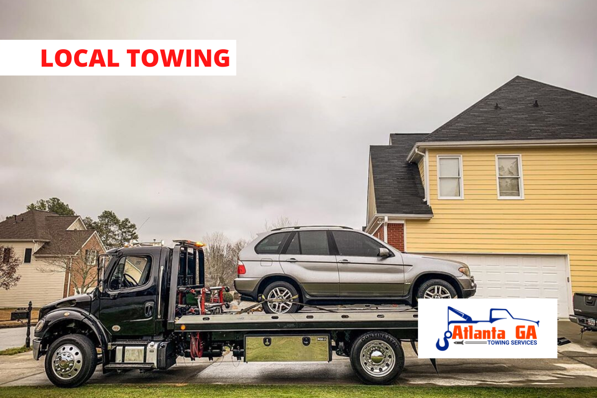 LOCAL TOWING COMPANY