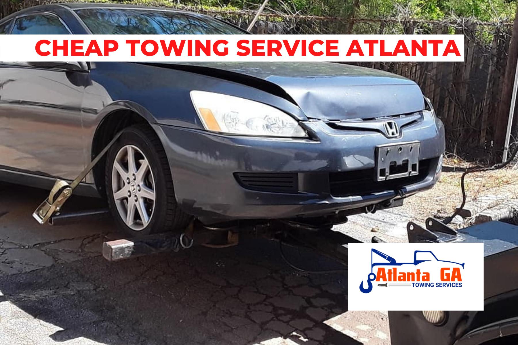 CHEAP TOWING SERVICES IN ATLANTA