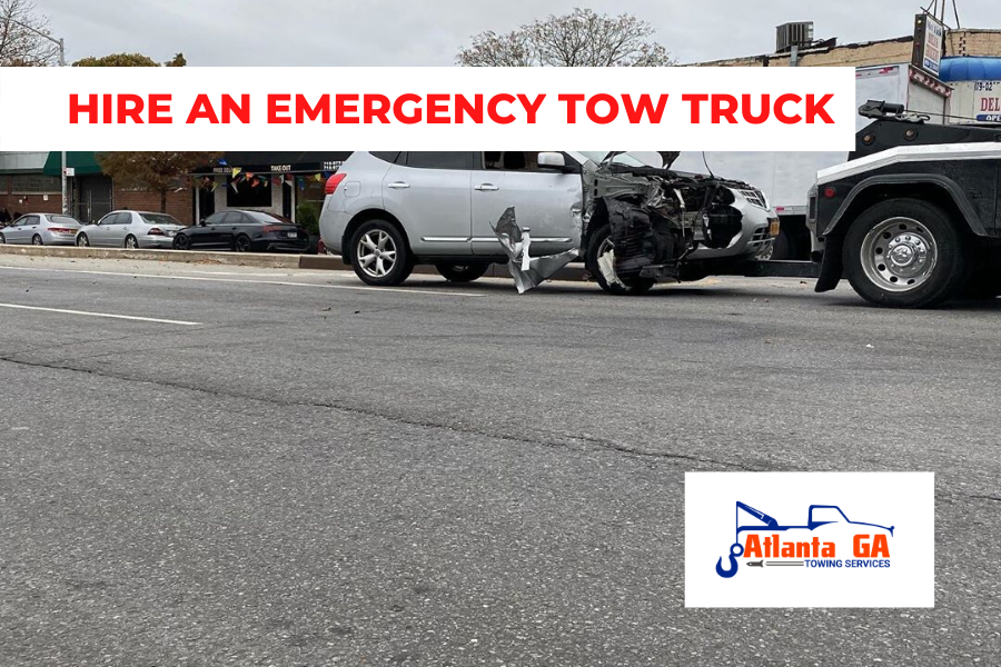 How to Hire an Emergency Tow Truck Company