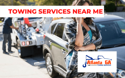How to Choose Towing Services Near Me